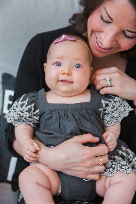 Nursery Tour Tovas Black White And Pink Monochrome