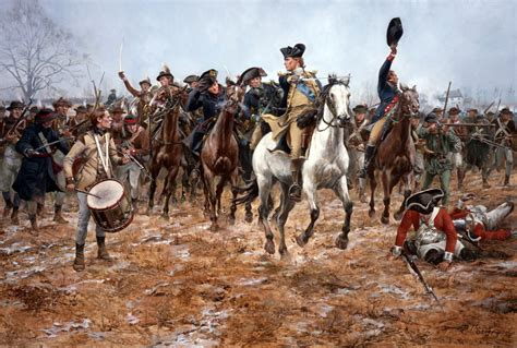 revolution siege 10 facts about the battle of princeton george washington