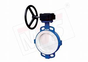 Lined Butterfly Valve  Fluorine    Ptfe    Fep    Pfa Lined