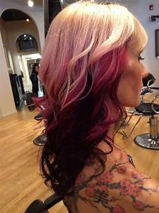 Blonde, Purple and Pastel Ombre hair! | Hot in Hair ...