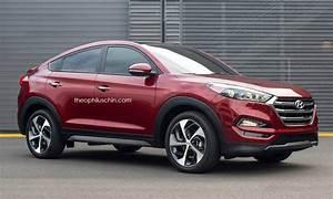 Hyundai Tucson 2017 Avis : design un graphiste imagine un hyundai tucson coup ~ Medecine-chirurgie-esthetiques.com Avis de Voitures