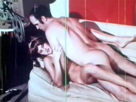 Classic Missionary Style Vintage Sex On The Couch