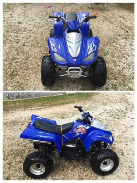Suzuki Four Wheeler For Sale by 90cc 4 Wheeler Motorcycles For Sale