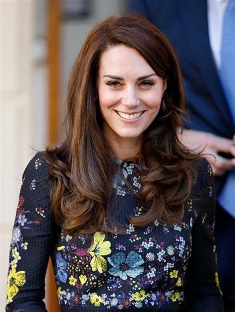 Kate Middleton's glossy blow dry: Richard Ward reveals how