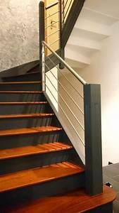 relooker escalier bois cobtsacom With peindre un escalier bois 1 escalier ajoure aflopro stylstair