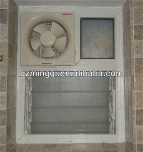 pvc bathroom exhaust fan window ventilator view bathroom