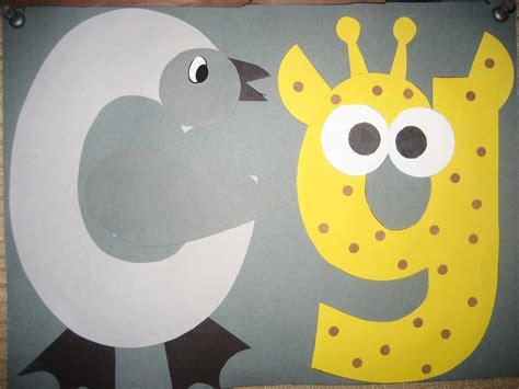 letter g crafts letter g crafts preschool and kindergarten