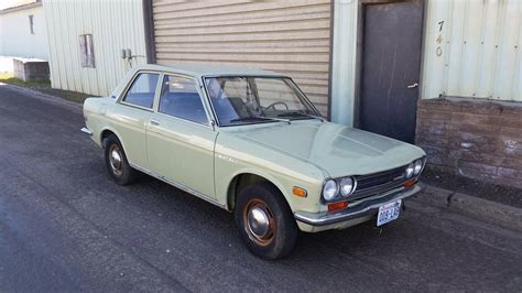 1970 Datsun 510 For Sale by Five And Dime Two Door 1970 Datsun 510