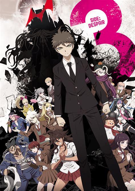 Danganronpa Anime Despair Arc Danganronpa 3 The End Of S Peak High School