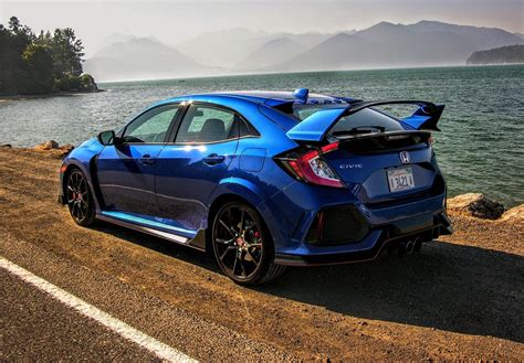 2018 Honda Civic Type R Review And Specs