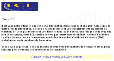 secuser phishing lcl