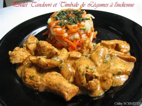 cuisine indienne recette du poulet tandoori saveurs et nutrition