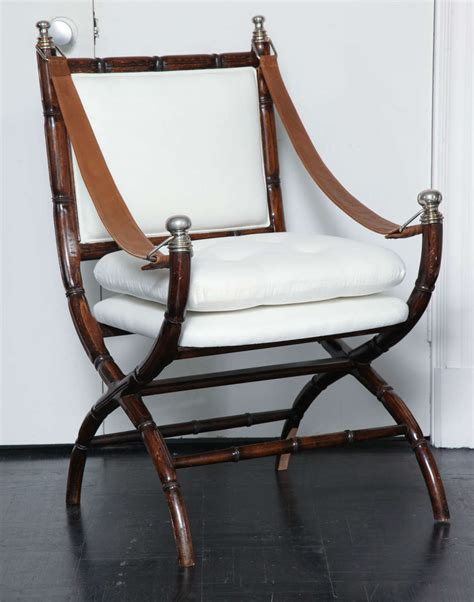 midcentury rosewood sling chair for sale at 1stdibs