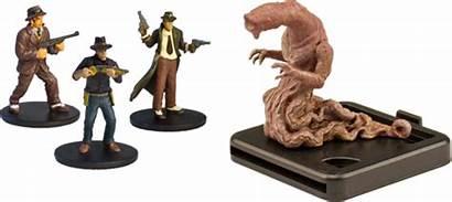 Horror Arkham Figures Monsters Investigators Monster Creatures