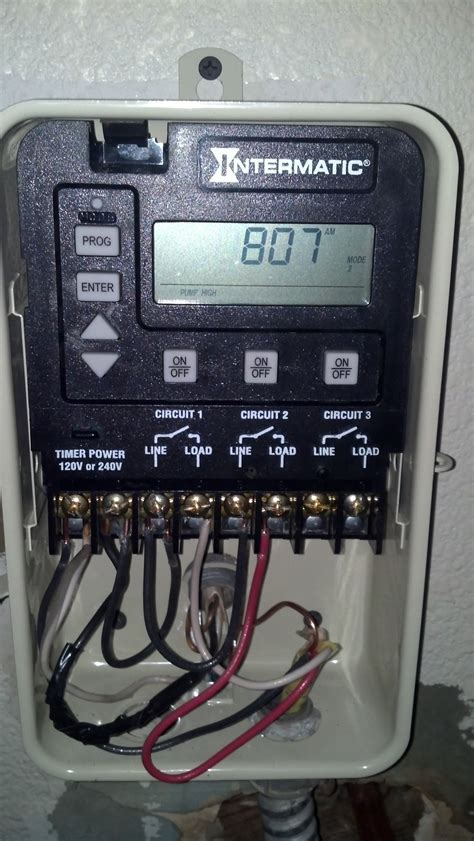 How Wire Digital Timer Speed Motor