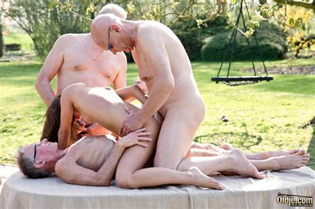 #Youthful #Old #Double #Penetration