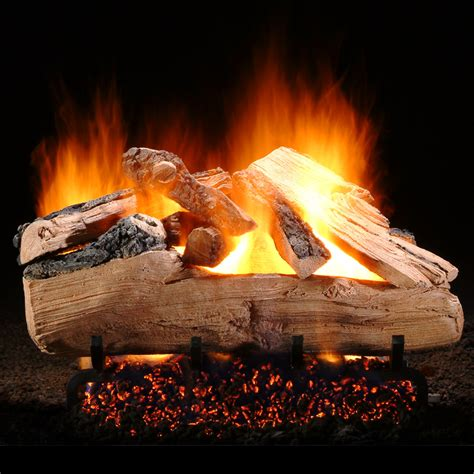 gas fireplace logs gas logs pellet fuel builders materials