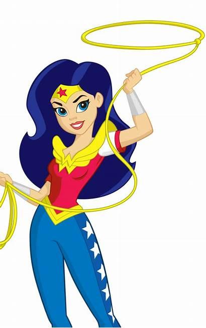 Superhero Drawing Hero Super Dc Wonder Woman