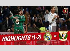 Resumen de Real Madrid vs CD Leganés 12 YouTube