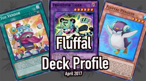 fluffal deck profile april 2017 youtube