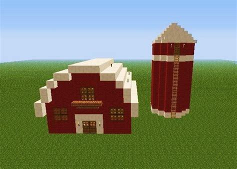 Minecraft Pe Barn by Small Barn 1 Creation 666