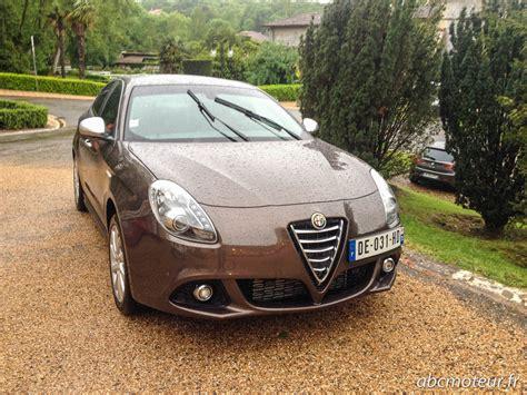 Essai De L'alfa Romeo Giulietta 2.0 Jtdm 175 Ch Tct