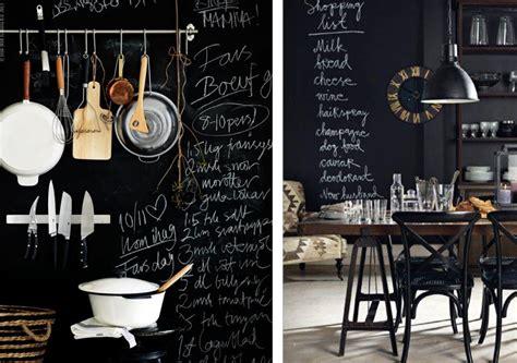 tableau deco pour bureau 10 idées pour un mur tableau noir joli place