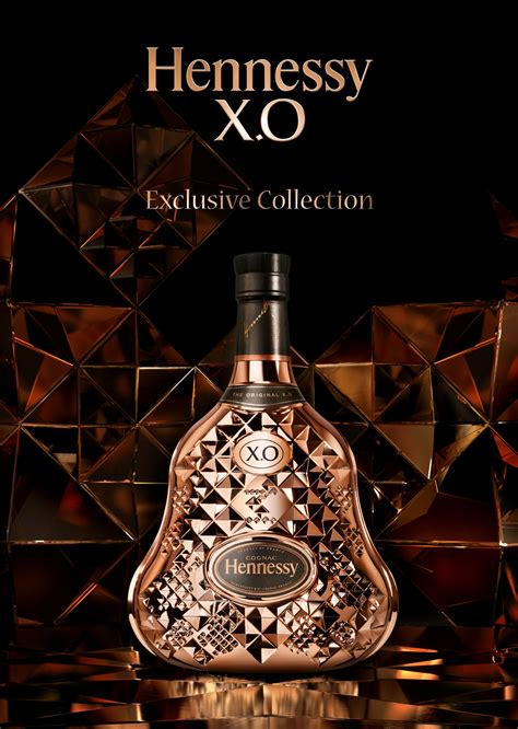 New Hennessy XO Cognac Exclusive Collection by Tom Dixon ...