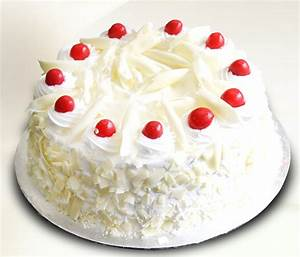 buy online White Forest birthday Love Cake from annapurna cafe