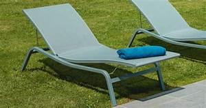 bain de soleil alize xs chaise longue de jardin With bain de soleil fermob