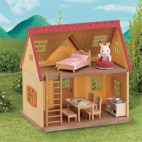 sylvanian families cottage le cosy cottage sylvanian famillies princesse