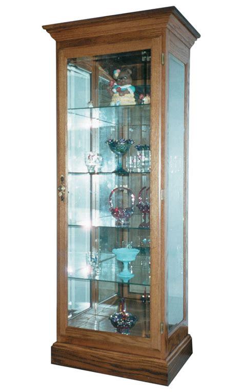 small wall curio cabinet small flat wall curio ohio hardwood furniture