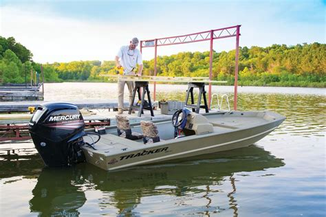 Tracker Boats Grizzly 1754 by Tracker Boats All Welded Jon Boats 2018 Grizzly 1754