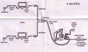 Optronics Trailer Light Wiring Diagram