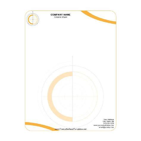 ten   business letterhead templates