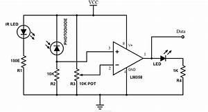 Bidirectional Visitor Counter Circuit Using 8051