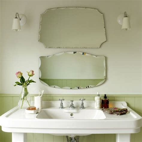 Fashioned Bathroom Mirrors by Optimise Your Space With These Smart Small Bathroom Ideas