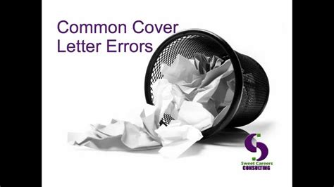 find te errors in cover letter common cover letter errors impersonal salutations