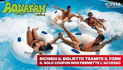 Ingresso Aquafan by Aquafan Di Riccione Ingressi Open A Riccione Groupon