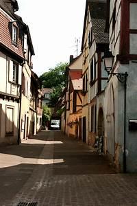 Pastel houses in Colmar Alt View