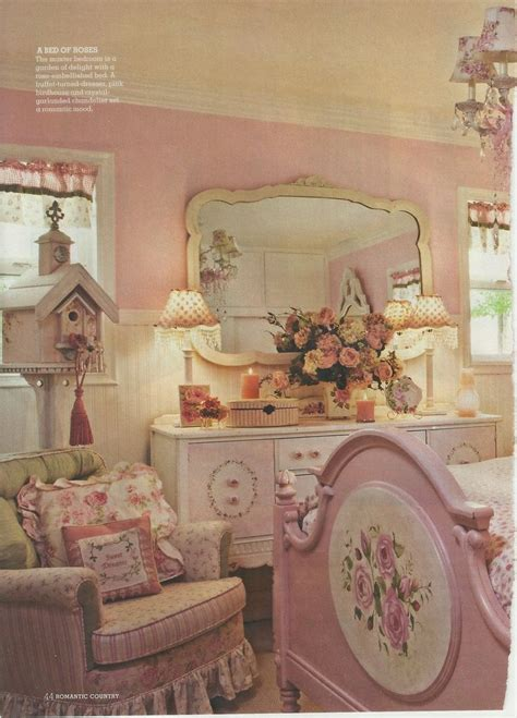 pink shabby chic bedroom shabby chic diy home decorating http 16754