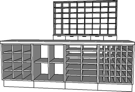 vertical kitchen cabinet dividers oob cabinets sketchup extension warehouse 6762