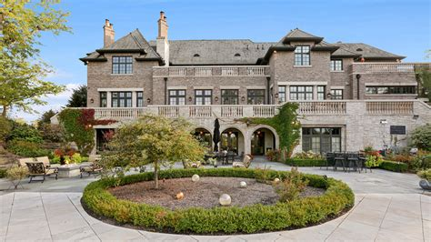 Unknown Palatial House by Lucious Lyon S Amazing Palatial Lakefront Mansion In
