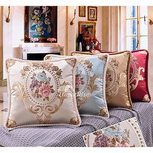 Cheap, Couch, Pillows, Polyester, Decorative, Burgundy, Brown, Gray, Pillow, Core, Not, Included