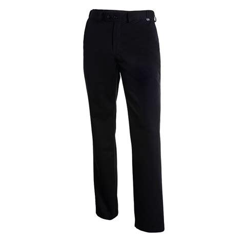 pantalon de cuisine noir pantalon de cuisine molinel