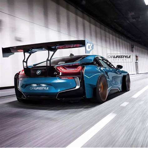 Tunnels Are Cool #bmw #i8 #bmwunion