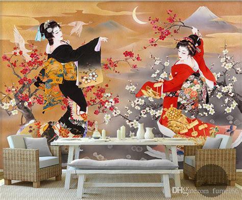 japanese design photo wallpaper wall mural  wallpaper