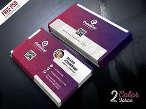 Creative business card template psd download download psd for Business card templates psd