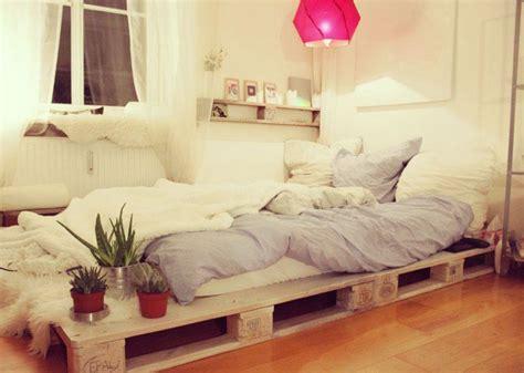 25+ Best Ideas About Pallet Bed Frames On Pinterest