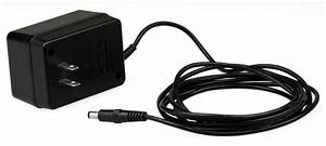 Ac Dc 6v Adapter Power Supply Wall Plug